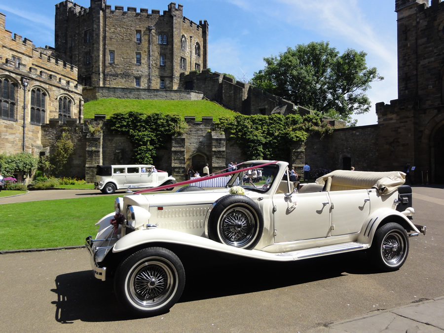Vintage Car Hire Newcastle