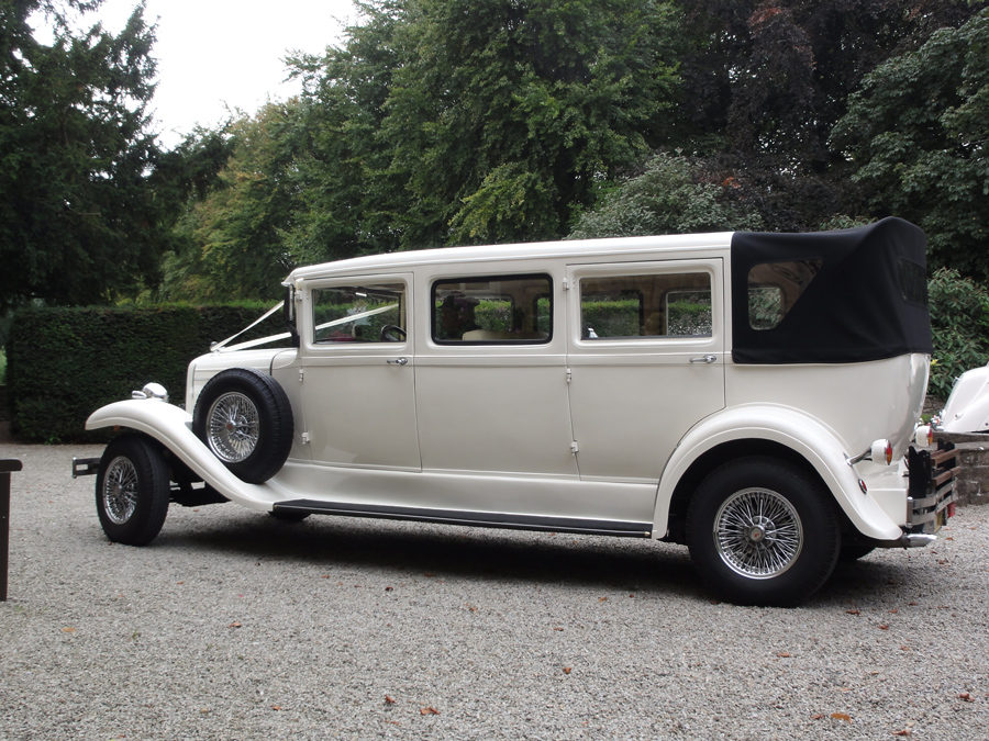 Landaulette Side View