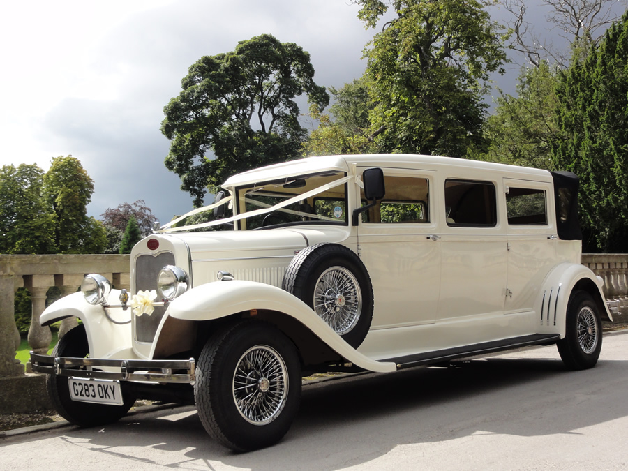 Bridesmaid Wedding Car