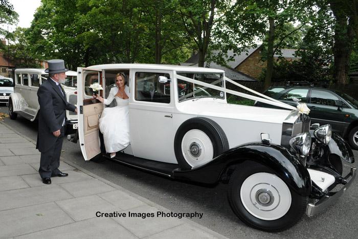 Vintage Cars Weddings 99