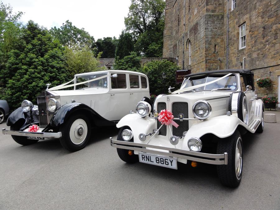 Wedding Car Hire Nottingham