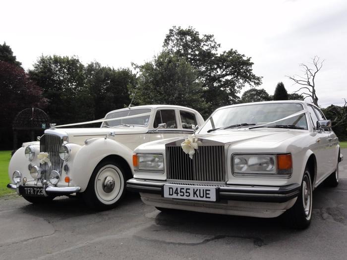 Rolls Royce Silver Spirit Wedding Car