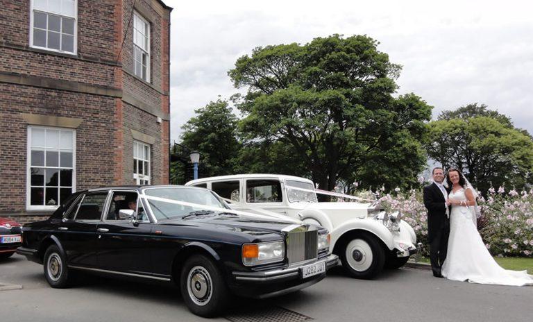Spirit Wedding Car